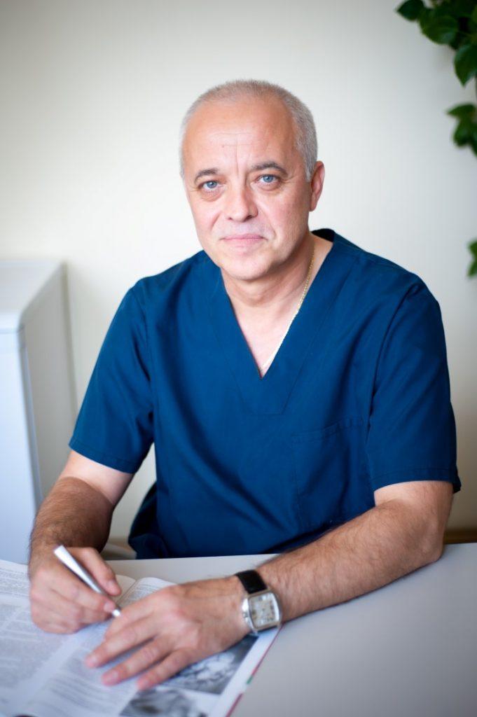 Д-р Начев