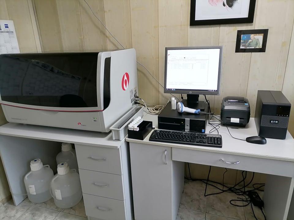 имунохистохимичният автоматичен анализатор